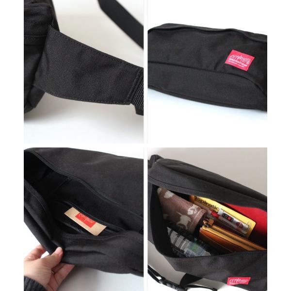 マンハッタンポーテージ ボディバッグ フィクシーウエストバッグ ヒップバッグ Manhattan Portage Fixie Waist Bag MP1106