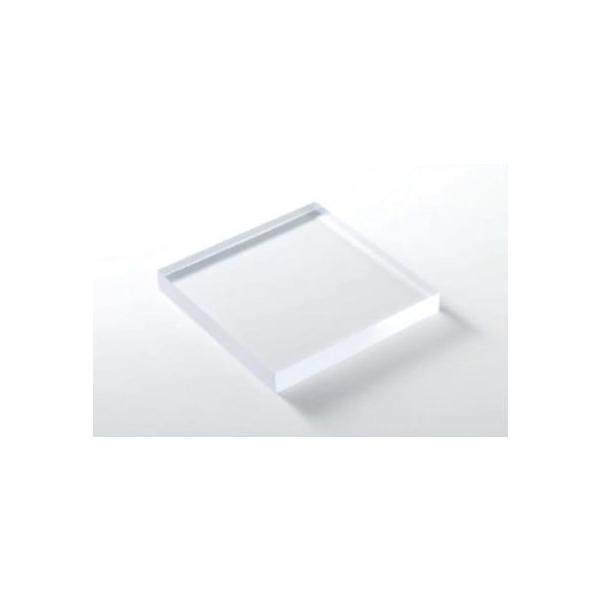 プラスチック ポリカーボネート 切板(透明) 板厚 6mm 50mm×550mm