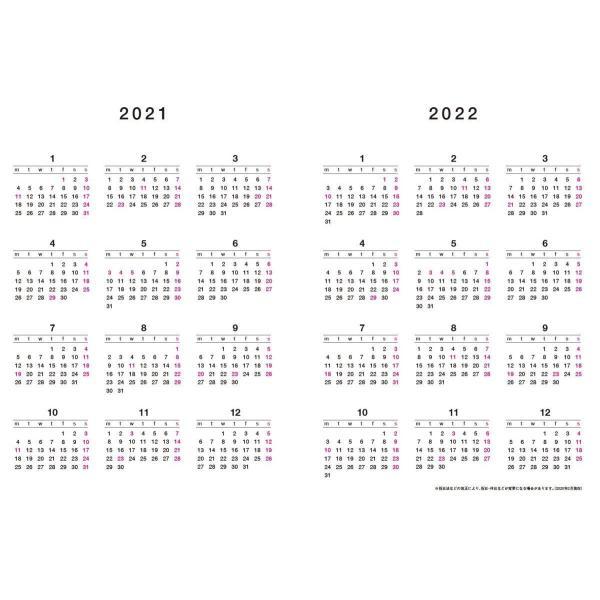 【公式】限定表紙 Alice Gold(アナログママ)analogmama 受験スケジュール帳 <2022年受験用> A5 受験 手帳 スケジュール帳  携帯 受験手帳|analogmama777|06