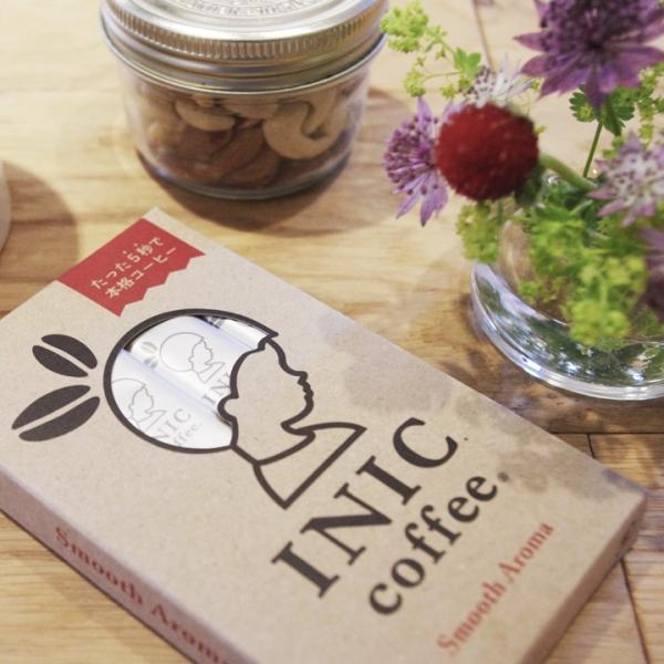 インスタントコーヒー スムースアロマ スティック 12本 イニックコーヒー INIC coffee|and-clinic|02