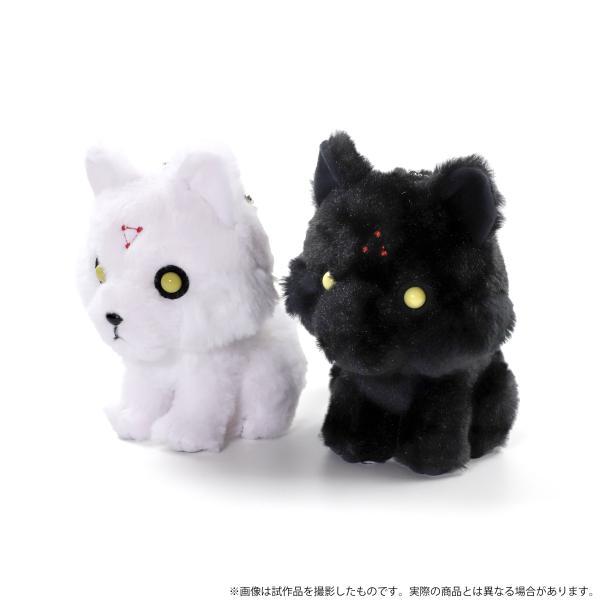 6月頃発売予定呪術廻戦グッズ玉犬キャラ人気伏黒恵犬ぬいぐるみキーチェーンセット