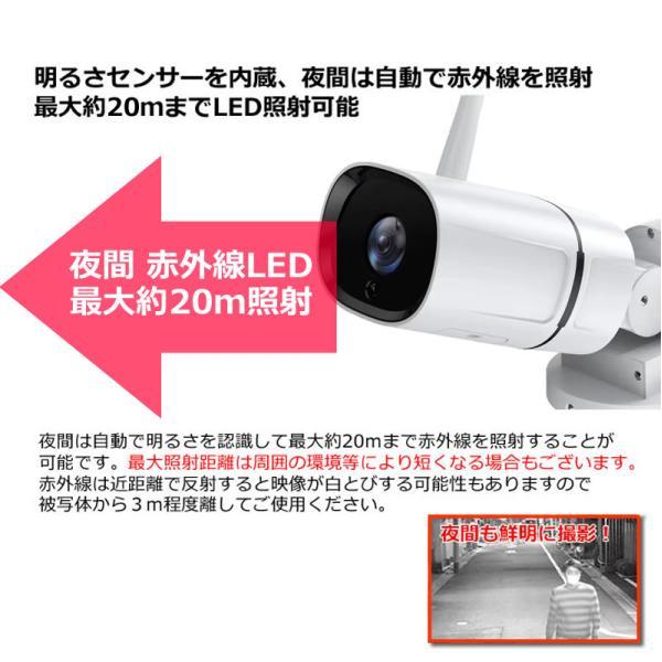 ペットカメラ 留守番  ベビーモニター  防犯カメラ 自動追跡 自動追尾 ワイヤレス WiFi   スイングカメラ AV-IPCAM02|andavision|06
