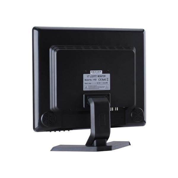 モニター 防犯カメラ用 液晶モニター 17インチ HDMI|andavision|02