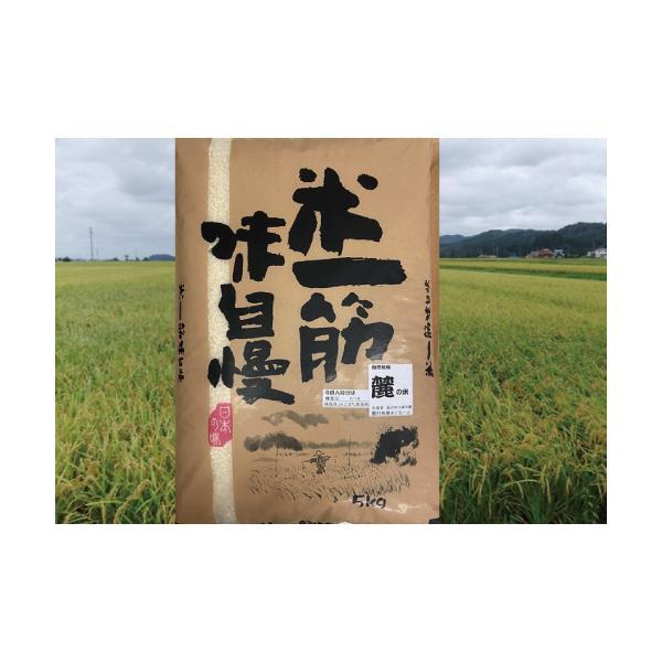 減農薬 減化学肥料 天日乾燥米 麓の米 5Kg  あきたこまち 28年度産|andokometen