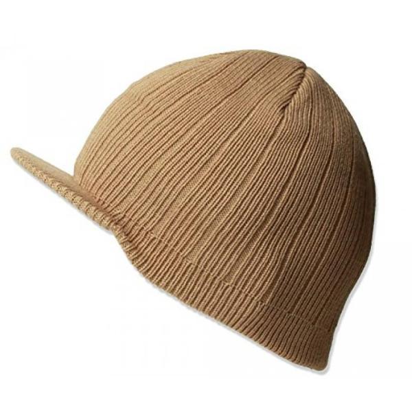 USモデル BBキャップ メンズ 帽子 / KNITTING CAMPUS CAP W/BILL - Beige androp