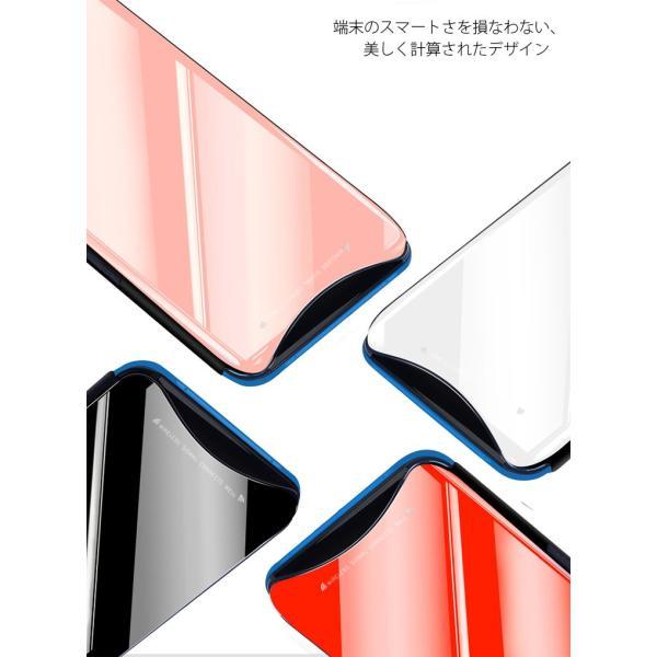 Find X ケース OPPO Find X ケース ガラス 耐衝撃 スリム バックカバー おしゃれ かっこいい ハードケース TPU|andselect|02