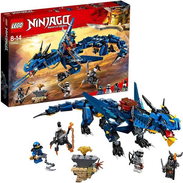 レゴ(LEGO)ニンジャゴージェイとイナズマ・ドラゴン70652