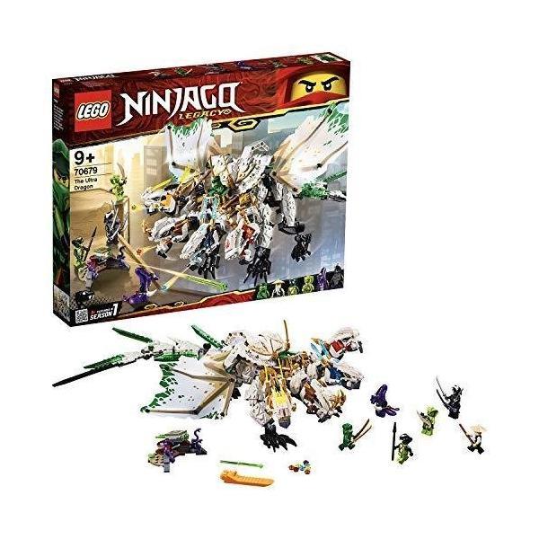 レゴ(LEGO)ニンジャゴー究極のウルトラ・ドラゴン:アルティメルス70679ブロックおもちゃ男の子