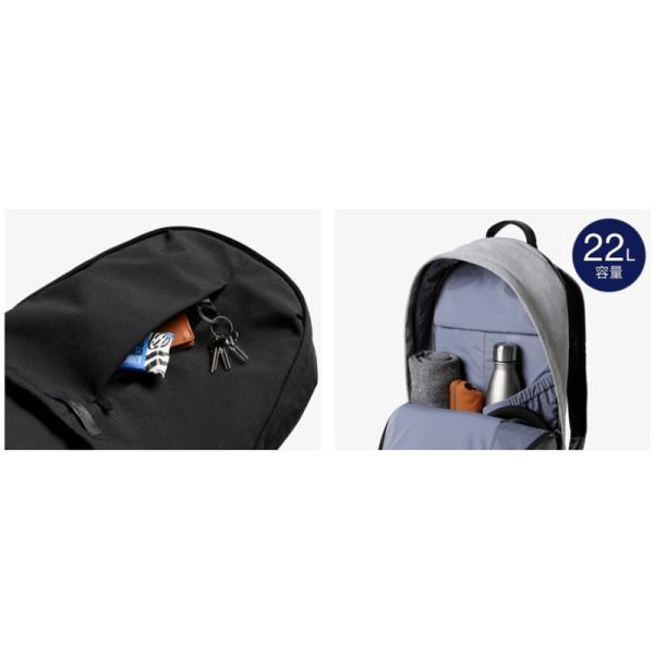 バックパック メンズ ビジネス PC ラップトップ 通勤 おしゃれ ブランド Bellroy Classic Backpack ベルロイ|anelanalu|11