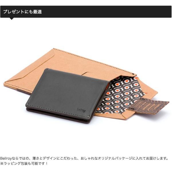 財布サイフさいふ カード専用財布 二つ折り メンズ財布 本革 薄い財布 小銭入れなし Bellroyベルロイ Slim Sleeve|anelanalu|08