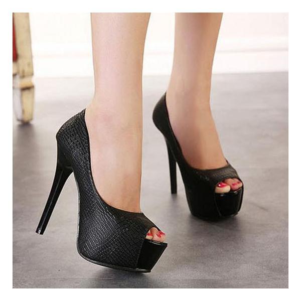 2color! ハイヒール 痛くない レディース  歩きやすい 美脚  疲れない 靴 シューズ  ヒール14cm  春 夏  ヒール高い  サンダル  大きいサイズ|anemo
