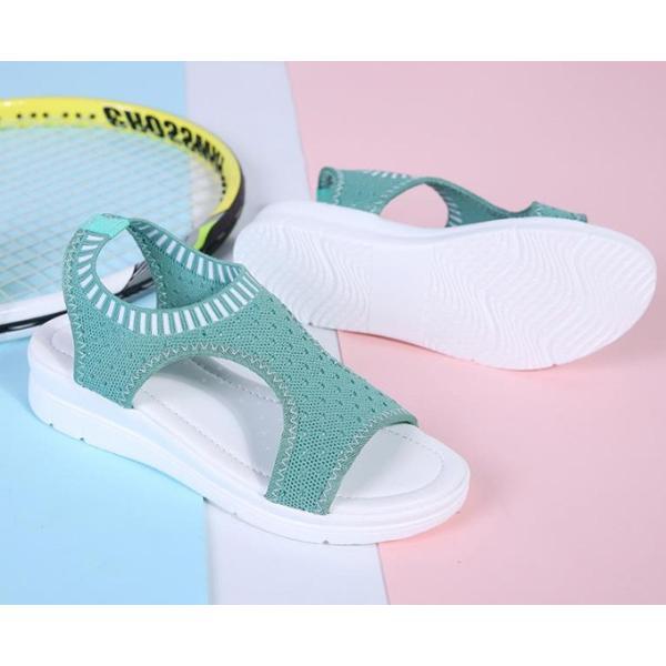 サンダル レディース スポーツサンダル 厚底 スポサン フラット スニーカーサンダル 夏 歩きやすい コンフォートサンダル 新作 カジュアル レディース靴 sandal|anemo|17