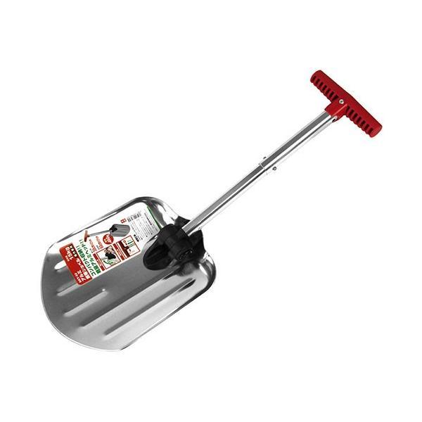 ショベル 折りたたみ式 ガーデニング (千吉) アルミ携帯ショベル スコップ