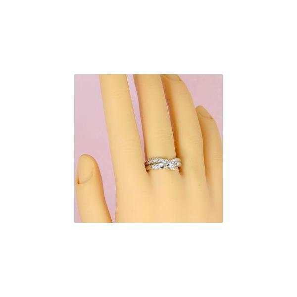 結婚指輪 レディース 人気  18金 18K ゴールド マリッジリング ペアリング蛇 ダイヤモンドリング ブライダル