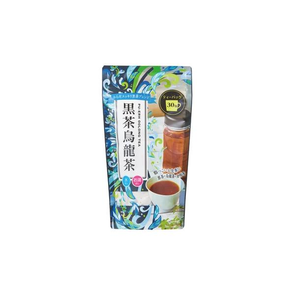 Mug&Pot 黒茶烏龍茶 お徳用ティーバッグ 1.5g×30P ホット アイス  台湾茶