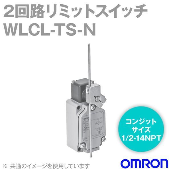 WLCA2-TS-N OMRON LIMIT SWITCH TYPE
