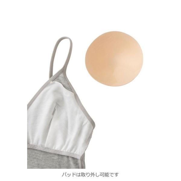 【2枚組】 産後用 授乳ラクちんキャミソール 産後用インナー 授乳 下着 妊婦 マタニティー 授乳キャミソール インナー ママ キャミ angeliebe 05