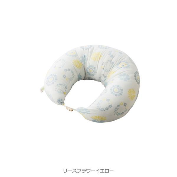 【ポイント10倍】マタニティ 日本製 モスリンガーゼ マルチクッション ナーシングピロー 授乳 枕 授乳クッション 出産準備 ママ 赤ちゃん まくら|angeliebe|15