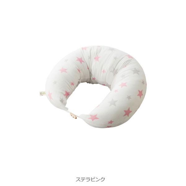 【ポイント10倍】マタニティ 日本製 モスリンガーゼ マルチクッション ナーシングピロー 授乳 枕 授乳クッション 出産準備 ママ 赤ちゃん まくら|angeliebe|16