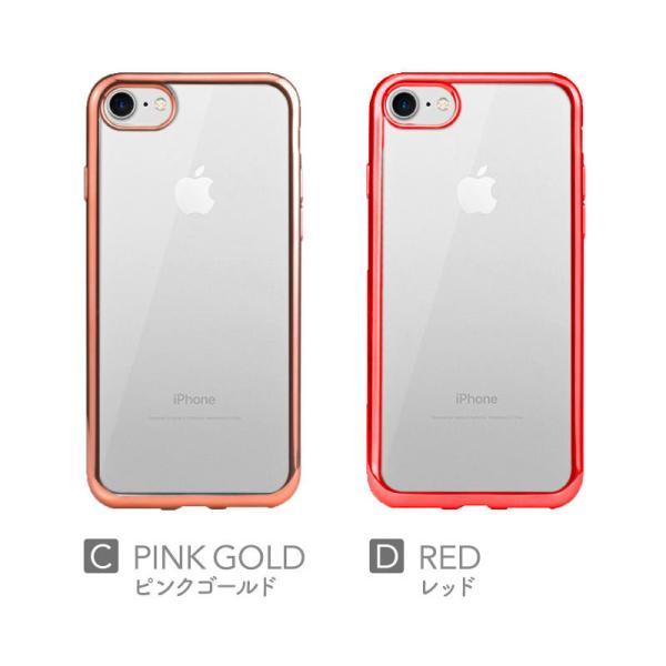 iPhone XR ケース iphonexs max ケース カバー iPhone XS iphonex iphone8 iphone7 iphone6 透明 スマホケース スマホカバー シンプル 無地|angelique-girlish|11