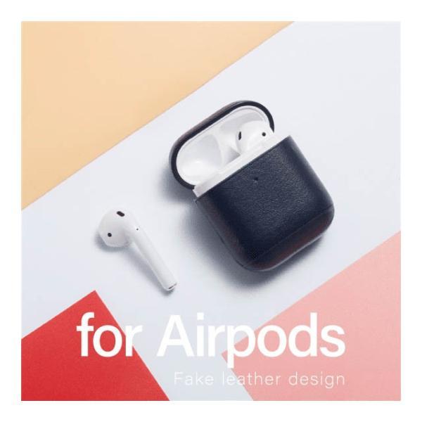 AirPods ケース カバー Apple かわいい アクセサリー エアポッズ ケース エアポッド ケース 送料無料 シンプル|angelique-girlish|02