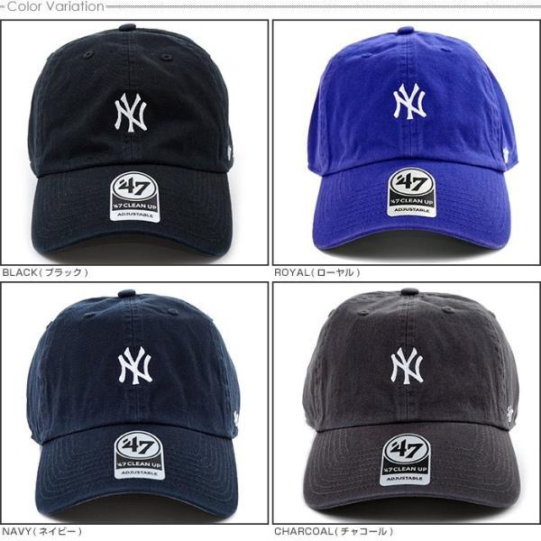 47 Brand キャップ スナップバック ヤンキース NEW YORK YANKEES BASERUNNER '47 CLEAN UP バックベルト キャップ angelitta 04
