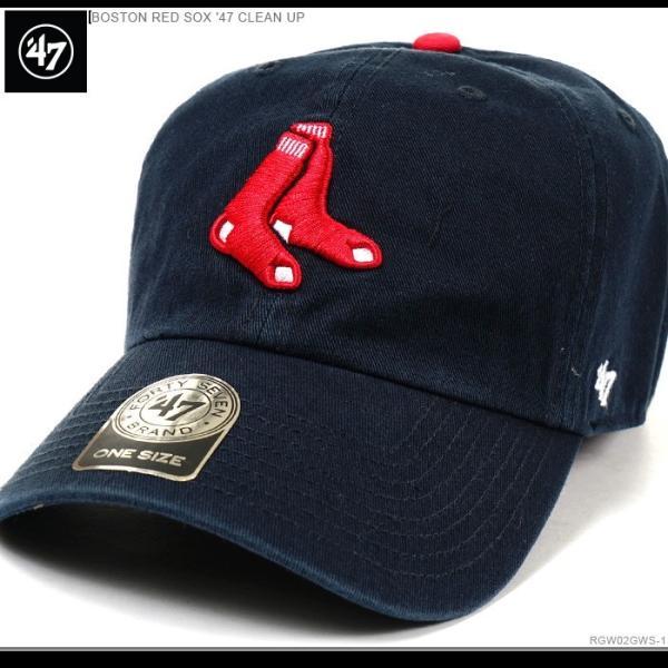 レッドソックス キャップ 47Brand MLB 帽子|angelitta