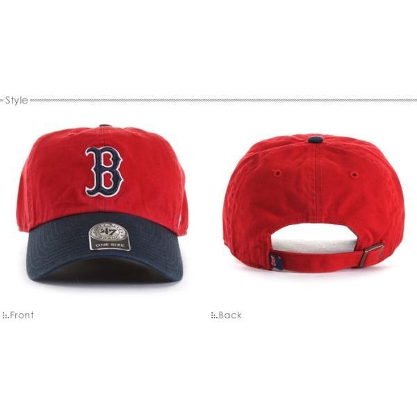 レッドソックス キャップ 47Brand MLB 帽子|angelitta|02