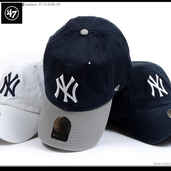 NYヤンキース キャップ 47Brand スナップバック ストラップバック MLB 帽子|angelitta