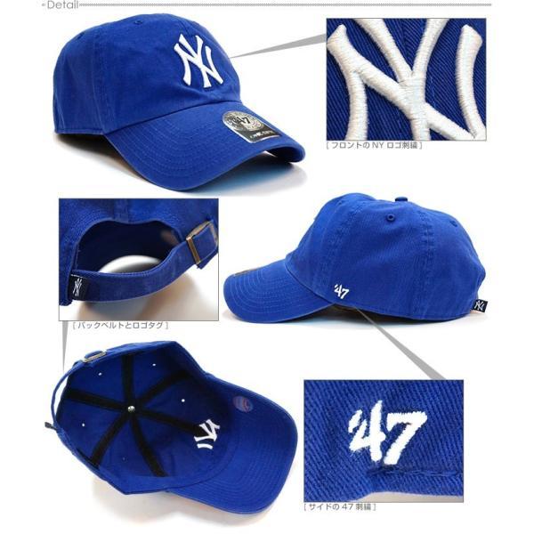 ヤンキース キャップ 47Brand MLB 帽子|angelitta|03
