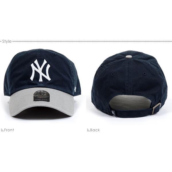 NYヤンキース キャップ 47Brand スナップバック ストラップバック MLB 帽子|angelitta|02