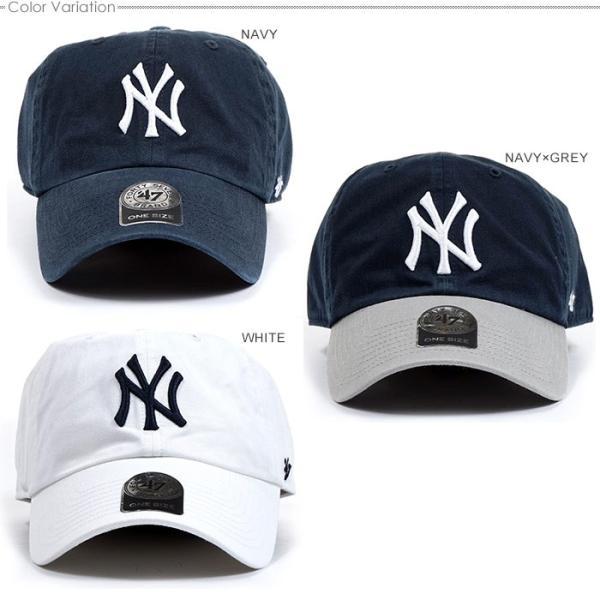 NYヤンキース キャップ 47Brand スナップバック ストラップバック MLB 帽子|angelitta|04