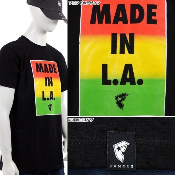 50%OFF FAMOUS STARS&STRAPS 半袖Tシャツ フェイマス Tシャツ MADE IN LA TEE セール angelitta 03
