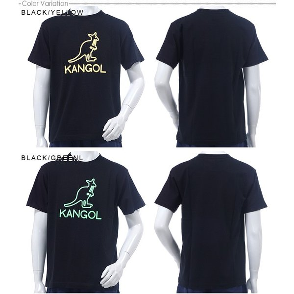 KANGOL Tシャツ カンゴール 半袖Tシャツ KAGOL NEON TEE ストリート|angelitta|04