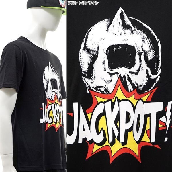 ミシカ tシャツ ストリート メンズ MISHKA セール JACKPOT! T-SHIRT angelitta 03