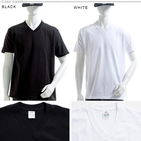 PRO CLUB Tシャツ プロクラブ 半袖Tシャツ V-NECK TEE COMFORT angelitta 04