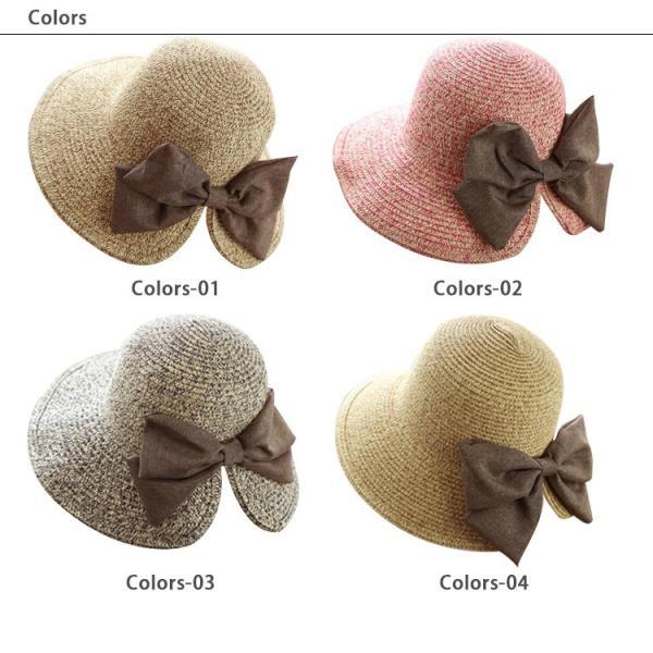 帽子 UVカット 即納 レディース帽子  紫外線対策 つば広 ママ帽子 単品 日除け 女性用 メール便y|angelluna|02