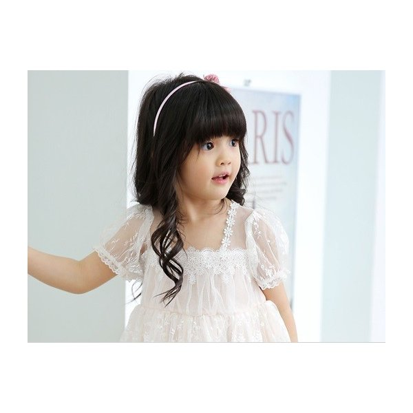 7a8445132362a 子供ドレス ワンピース Katie OP(Pink) Saut de L ange パーティー、発表 ...