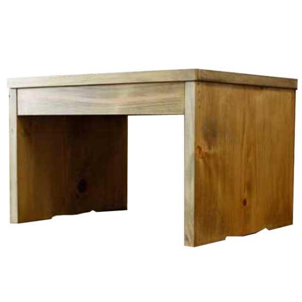 踏み台 木製 ひのき 角型スツール 子供椅子 サポートチェア 補助椅子 玄関椅子 40×30×25cm(アンティークブラウン)受注製作