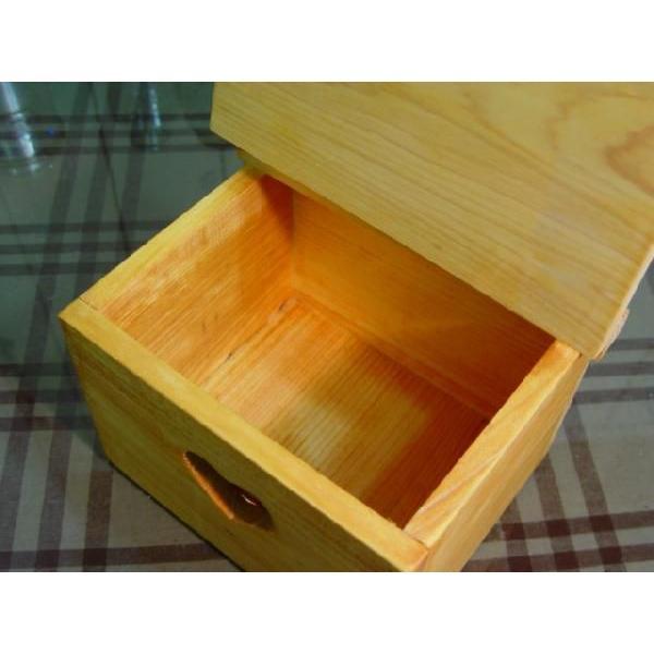 サニタリーケース カントリーチェック 赤 ナチュラル w20d15.5h17.5cm ハート 木製 ひのき 受注製作|angelsdust|05
