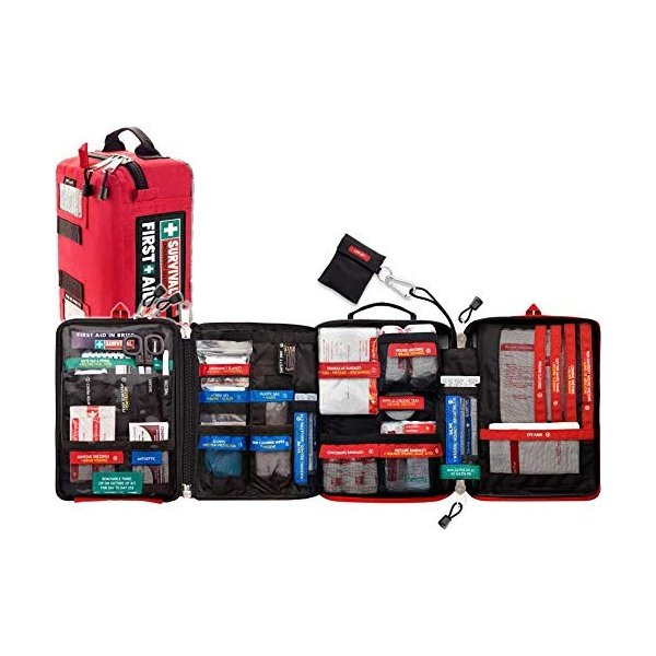 SURVIVAL Work or Home First Aid Kit