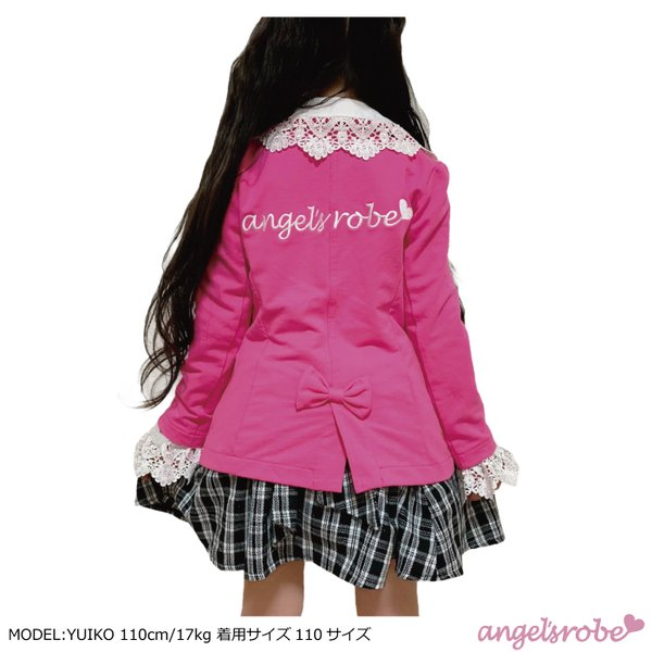 ウインドウェイブ ジャケット 子供用 全3色 110cm-160cm ネコポス不可商品 M便1/0 angelsrobe 10