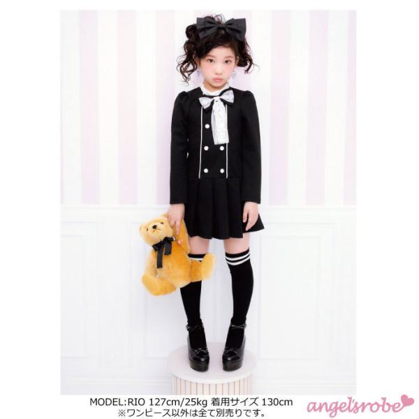 グランプリエ ワンピース 子供服 全2色 110cm-150cm ネコポス不可 M便1/0|angelsrobe|06