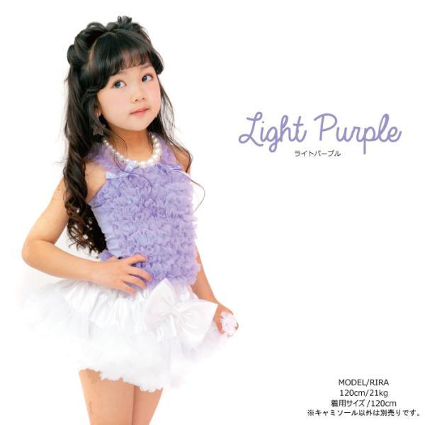 子供服 ダンス チュチュキャミソール キャミ 全11色 子ども 女の子 キッズ チアガール チアガール衣装 単品ならネコポス可能 [M便1/1]|angelsrobe|12