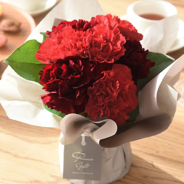 母の日/花/フラワーギフト/アレンジメント/花束/鉢植え【送料無料】2018 母の日のお花 Merci メルシー