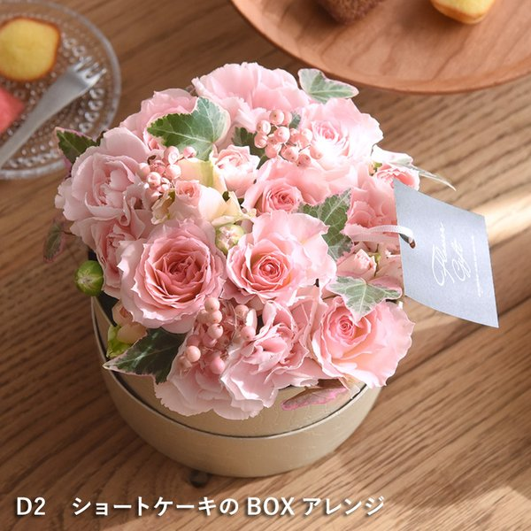 2019 母の日ギフト 選べるアレンジメント Merci メルシー 母の日 花 カーネーション 花束 鉢植え【送料無料】|angers|11