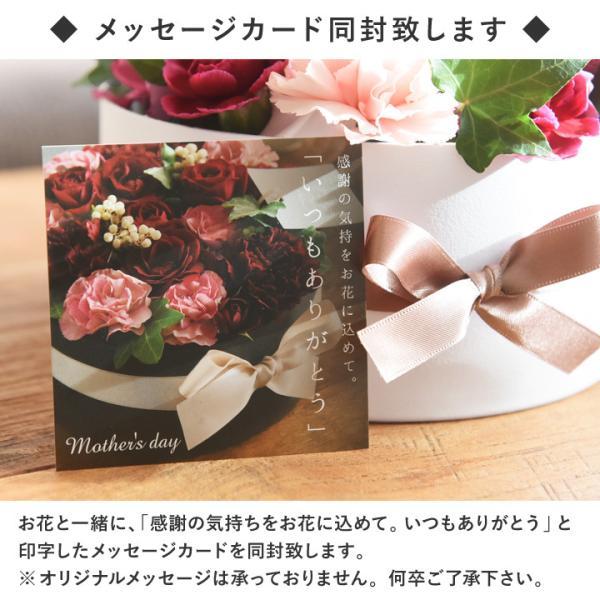 母の日ギフト 選べるアレンジメント Merci メルシー 母の日 花 カーネーション 花束 鉢植え【送料無料】 |angers|15