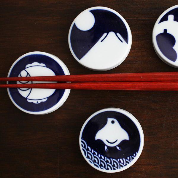 KIHARA KOMON 箸置/キハラ