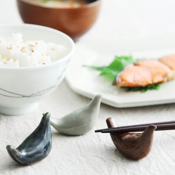 大塚菜緒子 トリの箸置き/おおつかなおこ