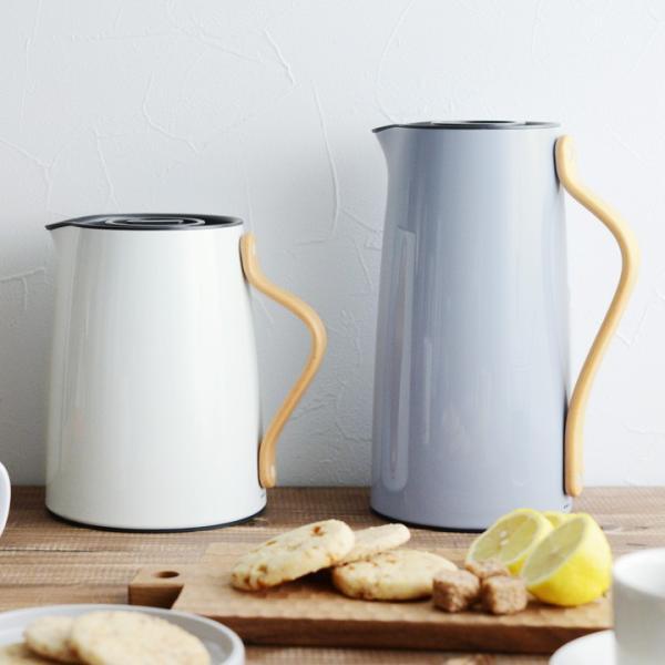 ステルトン/エマ Emma バキュームジャグ Tea 1L/Coffee 1.2L/Stelton